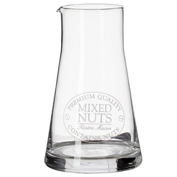 Mixed Nut Decanter