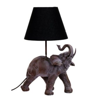 BORDSLAMPA ELEFANT